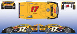 2008 Matt Kenseth #17 Dewalt Eldora Speedway Late Model