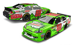 "2012 Dale Earnhardt Jr #88 ""Paint The 88"" 1/24  Diecast Car"