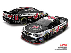 2014 Kevin Harvick #4 Jimmy Johns Phoenix Win 1:24 Diecast Car