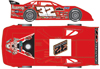 2015 Bobby Pierce #32 1/24 Dirt Late Model Diecast Car