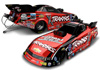 2015 John Force Traxxas 1/24 Diecast Funny Car.