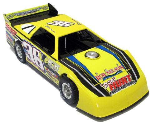 ADC Red Series Ryan Little,ILL 1/24 Late Model Diecast Car