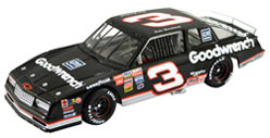 2012 Dale Earnhardt #3  Platinum Series 1989 Goodwrench Monte Carlo 1/24 Diecast Car.