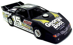 2012 Clint Bowyer #15 GEORGIA BOOT Eldora Speedway Dirt Late Model Car