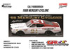 "1968 Cale Yarborough #21 Mercury Cyclone  ""6"" Minute Cleaners ""Autographed"" 1/24 Diecast Car."