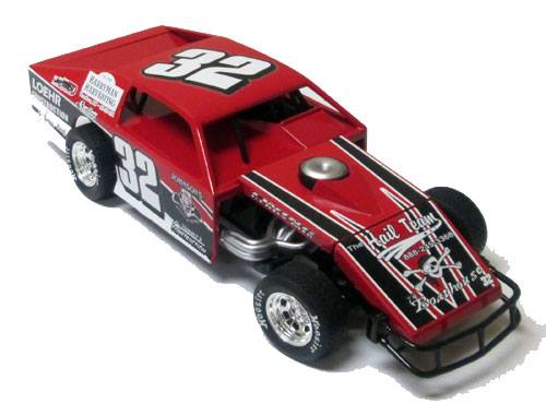 ADC RED SERIES 2018 Robbe Ewing Modified 1/64 Diecast Car