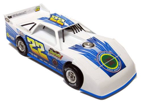ADC Red Series. 2017 DARIN HENDERSON #22 Dirt Late Model 1/24 Diecast Car. Available to Preorder UNTIL JAN 30TH 2018