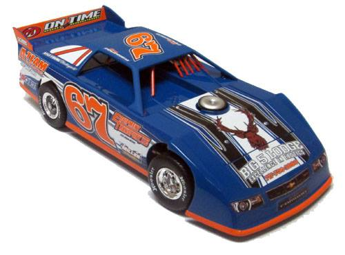 ADC Red Series. 2017 DENNY FOURNEY #67 Dirt Late Model 1/24 Diecast Car. Available to Preorder UNTIL JAN 30TH 2018