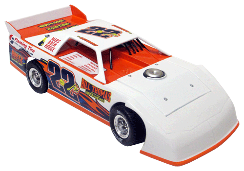 ADC Red Series. 2017 CHASE LAMBERT #22 Dirt Late Model 1/24 Diecast Car. Available to preorder UNTIL OCT 30TH 2017
