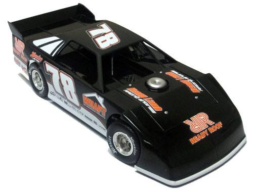 ADC Red Series. 2017 THOMAS ROBINSON  #78 Dirt Late Model 1/24 Diecast Car. Available to Preorder UNTIL JAN 30TH 2018